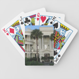 Charleston SC Historic Home Playing Cards