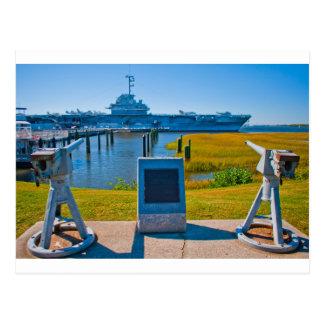Charleston SC Postcard