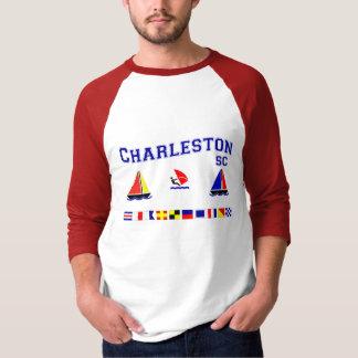 Charleston SC Signal Flags T-Shirt