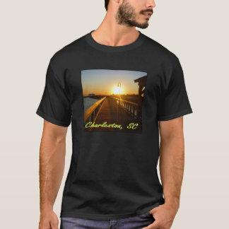 Charleston, SC  Sunset T-Shirt