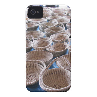 Charleston SC Sweetgrass Baskets Blackberry Case