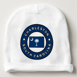 Charleston South Carolina Baby Beanie
