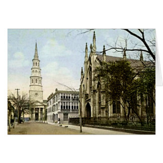 Charleston, South Carolina Card