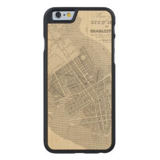Charleston, South Carolina Carved® Maple iPhone 6 Case