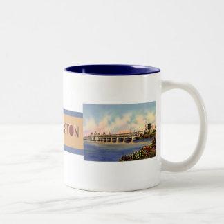 Charleston, South Carolina Coffee Mugs