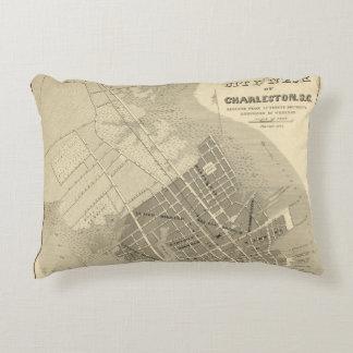 Charleston, South Carolina Decorative Pillow