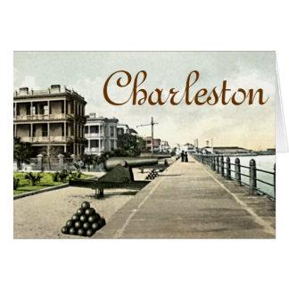 Charleston, South Carolina Greeting Cards