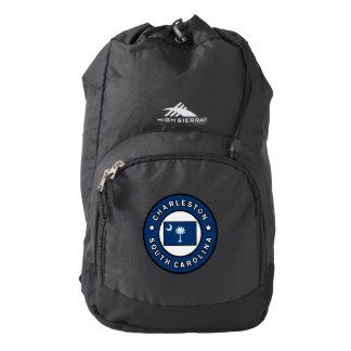 Charleston South Carolina High Sierra Backpack
