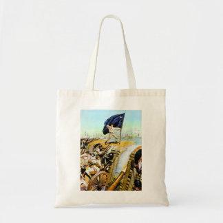 Charleston, South Carolina June 1776 Tote Bag