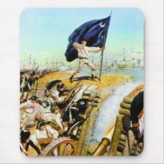 Charleston, South Carolina June 1776 Mouse Pad