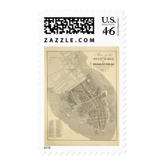 Charleston South Carolina Postage Stamp