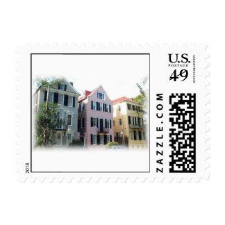 Charleston, South Carolina Postage Stamp
