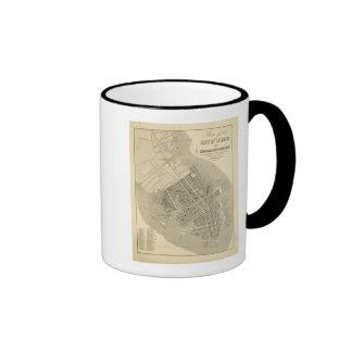 Charleston, South Carolina Ringer Mug