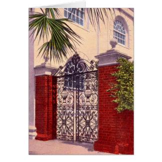 Charleston South Carolina Saint Michael's Church Cards