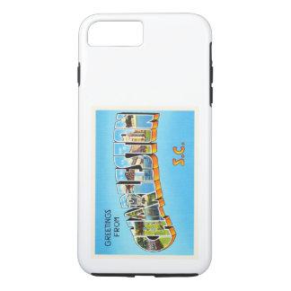 Charleston South Carolina SC Old Vintage Postcard- iPhone 7 Plus Case