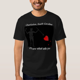 Charleston, South Carolina Tee Shirt