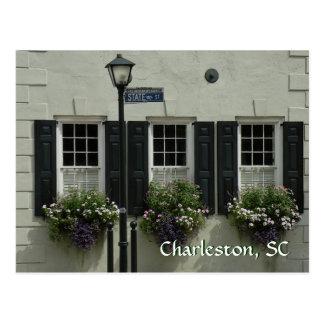 Charleston State St Post Card