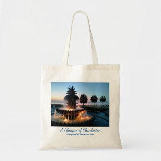 Charleston Sunrise Tote Bag