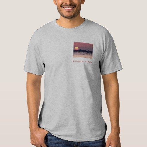 Charleston - Sunset Sail Tee Shirt