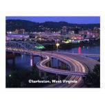 Charleston, Virginia Occidental Tarjetas Postales