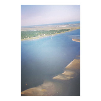 Charleston Waterways via Chopper. Stationery