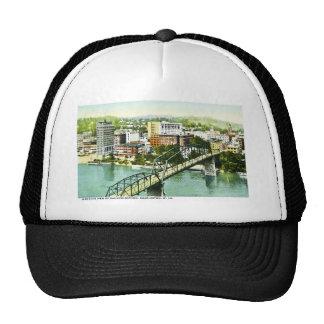 Charleston, West Virginia Trucker Hat