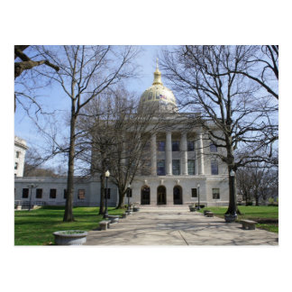 Charleston West Virginia Post Card