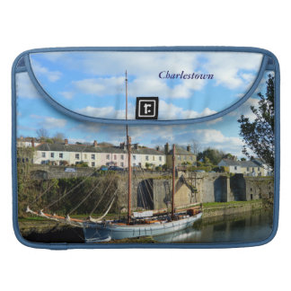 Charlestown Cornwall England Sleeve For MacBooks