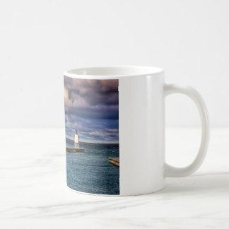 Charlevoix Light 0807 Coffee Mugs