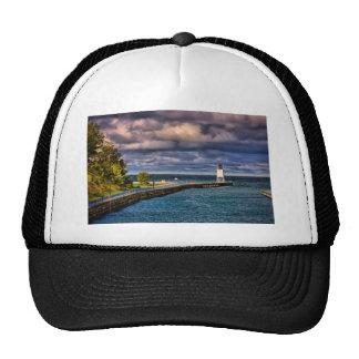 Charlevoix Light 0807 Mesh Hats