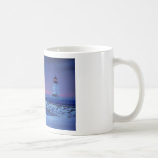 Charlevoix Light 2759 Coffee Mugs