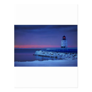 Charlevoix Light 2759 Postcard