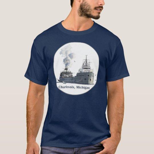 Charlevoix, Michigan T-Shirt