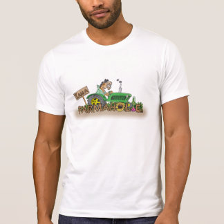 Charley Horse Destroyed T-Shirt