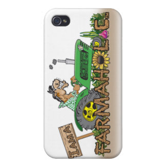 Charley Horse -  iPhone 4 Covers