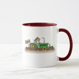 Charley Horse Ringer Mug 2 sided