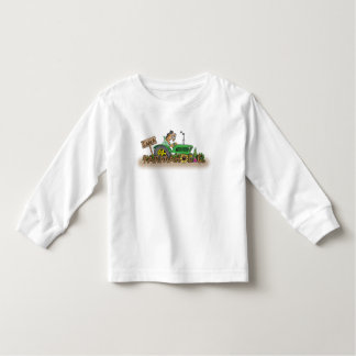 Charley Horse Toddler Long Sleeve T-Shirt