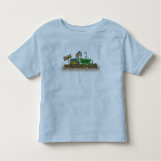 Charley Horse Toddler Ringer T-Shirt