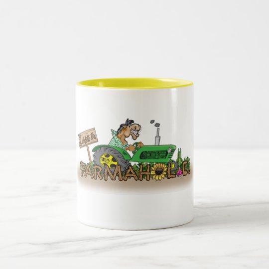 Charley Horse Two-Tone Mug