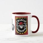 """Charlie Airborne Mug of Joe<br><div class=""""desc"""">Charlie Airborne coffee mug.</div>"""