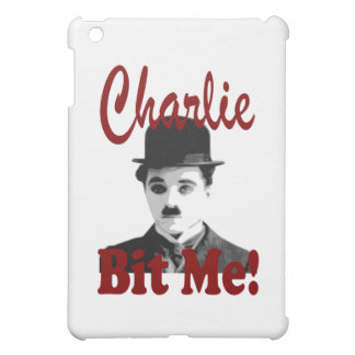 Charlie Bit Me iPad Mini Covers