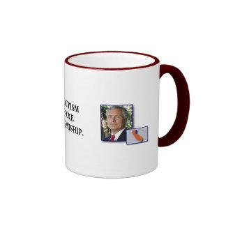 Charlie Brown For Congress Coffee Mug