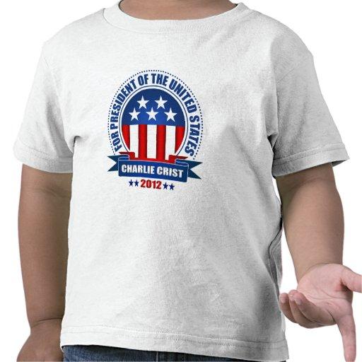 Charlie Crist Camiseta