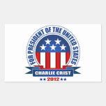 Charlie Crist Etiqueta