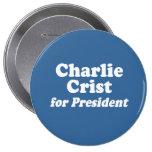 CHARLIE CRIST PARA EL PRESIDENTE PIN