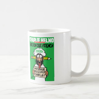 CHARLIE HELNO Magazine Coffee Mug
