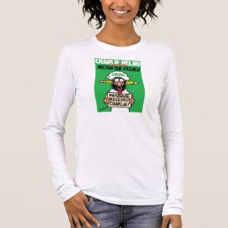 CHARLIE HELNO Magazine Long Sleeve T-Shirt