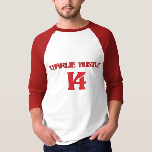 Charlie-Hustle-14 T-Shirt