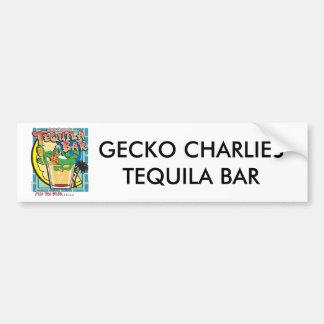 CHARLIE-in-SHOT Bumper Sticker