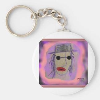 charlie keychain